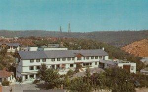 BAIE COMEAU , Quebec, Canada, 1950-60s ; L'Hotel Auberge du Roc