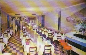 New York City Guido Restaurant Interior