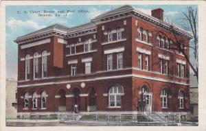 U.S. Court House and Post Office, Monroe, Louisiana, 00-10s