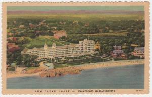 New Ocean House Hotel - Swampscott MA, Massachusetts - Linen