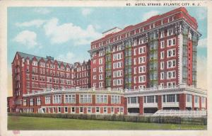 Hotel Strand, Atlantic City, New Jersey, 1910-1920s