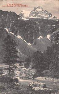 Glarnerlapen Switzerland Unused