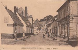 AUBIGNY en ARTOIS , France , 00-10s ; Rue du Bourg