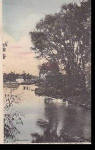 Michigan Bellevue The Old Mill Albertype