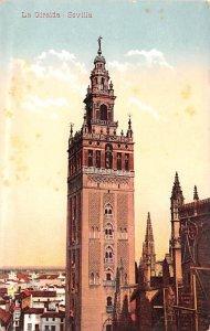 La Giralda Sevilla Spain Unused
