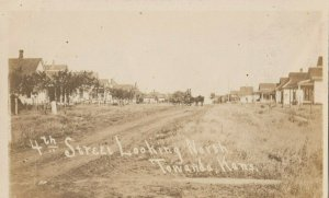 RP: TOWANDA , Kansas , 1909 ; 4th street , North