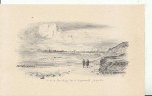 Dorset Postcard - Bowleaze Beach - Weymouth - Ref 16828A