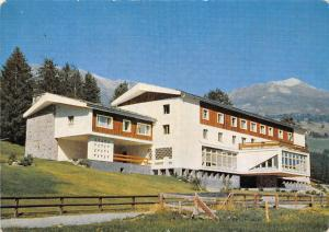 Switzerland Casa Fadall Lenzerheide Jugendhaus der St Luziusstiftung