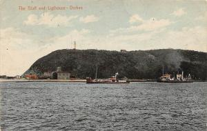 South Africa, Durban, The Bluff and Lighthouse, Ships (KwaZulu-Natal)