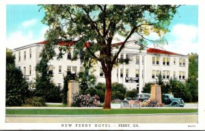 Georgia Perry The New Perry Hotel