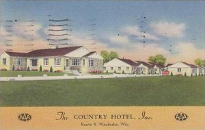 Wisconsin Waukesha The Country Hotel
