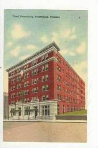 Hotel Petersburg, Petersburg, Virginia, 1951