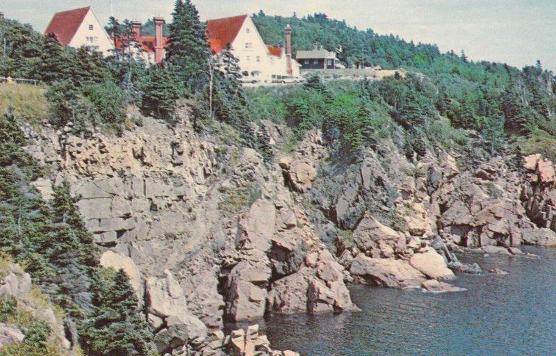 CAPE BRETON, Nova Scotia, 1950-1960s ; Keltic Lodge