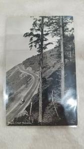Antique Postcard, Oregon Coast Highway
