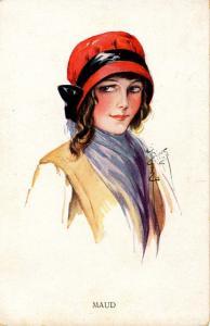 Maud      Artist: Court Barber
