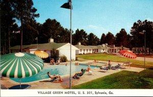 Georgia Sylvania The Village Green Motel