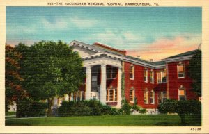 Virginia Harrisonburg Rockingham Memorial Hospital