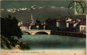 CPA GRENOBLE - La Chaine de BELLEDONNE (273051)