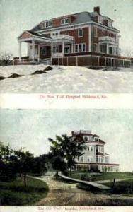 Trull Hospital Biddeford ME 1908