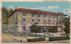 HOT SPRINGS , Arkansas , 00-10s ; Fordyce Bath House