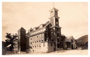 Vermont Proctorsville ,  Woolen Mill  , RPC