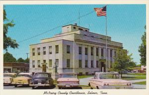 Tennessee Selmer McNairy County Court House