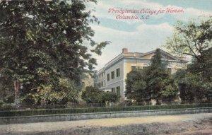 COLUMBIA , South Carolina, 00-10s ; Presbyterian College for women