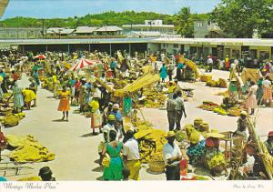 Jamaica Montego Bay Open Air Market Place