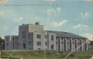 Columbia MO. Rothwell Gymnasium, University of Missouri 1911