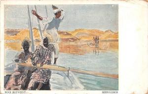 Art Painting Gemaelde Seeraeuber Max Slevogt Sea Robbers Kuenstlerkarte