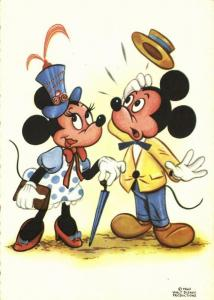 Walt Disney Productions, Mickey and Minnie Mouse (1960) II