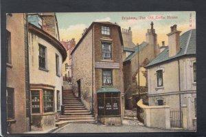 Devon Postcard - Brixham, The Old Coffin House    HM629