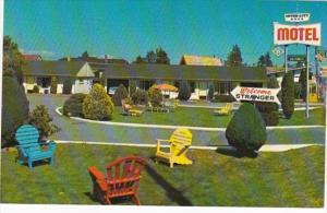 Canada Vancouver Inter-City Motel
