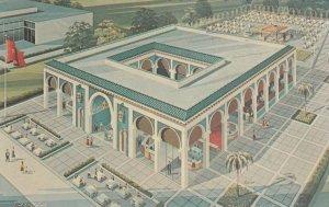 NEW YORK CITY,  1964-65 World's Fair; A Bit of Morocco on Display