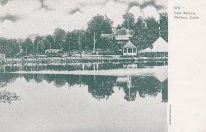 DANBURY , Conn. , 1900-10s ; Lake Kenosia