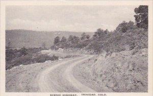 Colorado Trinidad Scenic Highway Albertype