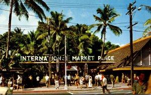 Hawaii Waikiki The INternational Market Place