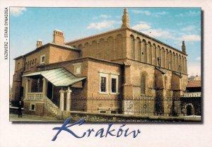 JUDAICA, Old Synagogue, Krakow, Poland, Jewish Quarter Kazimeirz, Alte Shul