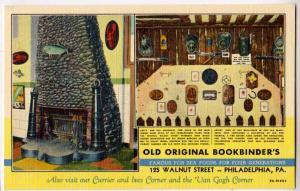 Old Original Bookbinder's, Philadelphia PA