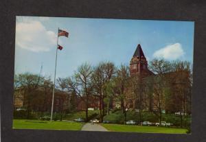 GA Administration Bldg Georgia Institute of Technology Atlanta Postcard