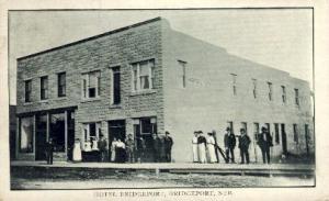 Hotel Bridgeport Bridgeport NE 1908