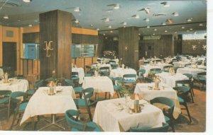 EDMONTON , Alberta , Canada , 1961 ; The Mayfair Dining hall