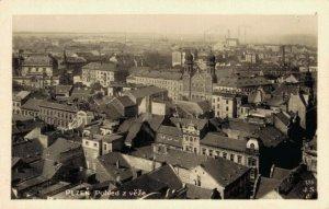 Czech Republic Plzeň, pohled z věže 03.01