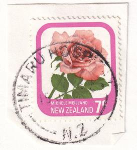 Timaru Hospital New Zealand 1970s Postmark
