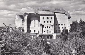 Switzerland Dornach Goetheanum 1964 Photo