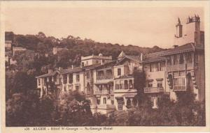 Algeria Algiers Hotel St George