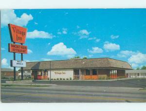 Unused Pre-1980 PANCAKE HOUSE RESTAURANT Springfield Missouri MO L1367
