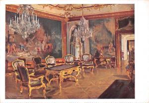 Wien Schloss Schoenbrunn Gobelin Salon Tapestry Room Castle Vienna