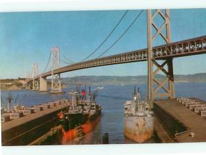 Old Postcards Bridges Calif For sale online # 1420A