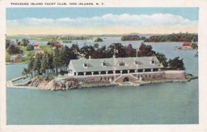The Thousand Islands Yacht Club - Thousand Islands NY, New York - WB